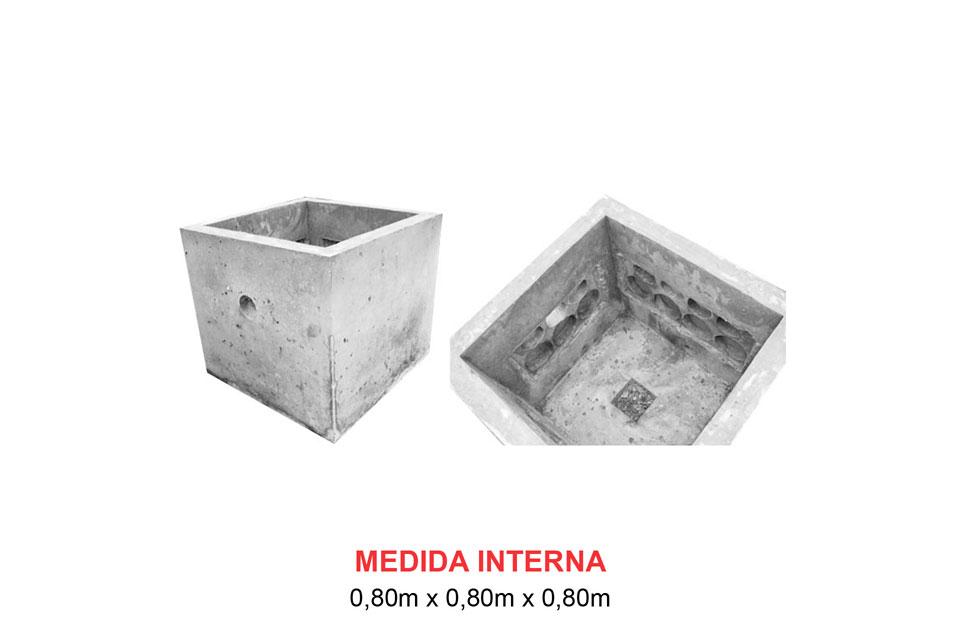 Ref. 35 CAIXA ELÉTRICA
