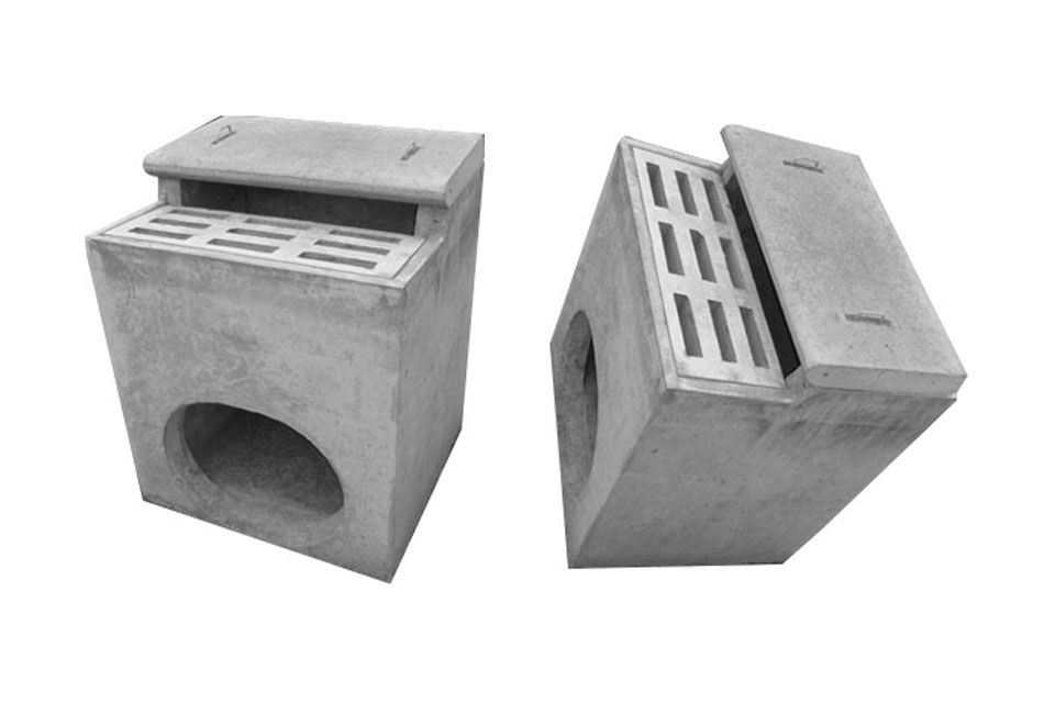 Ref. 9 Boca de Lobo com Laje de Concreto