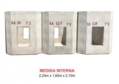Ref. 52 Caixa Elétrica RA