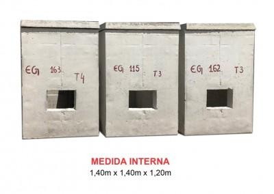 Ref. 53 Caixa Elétrica EG